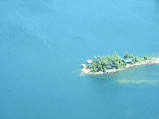 Private Island in Sans Souci, Spider Bay, Georgian