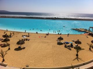 Amazing Ocean and Crystal Lagoon View., La Serena