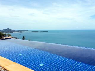 Poolside Studio with Sea View A, Surat Thani