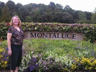 Mintaluce Winery and Restaurant is 1/2 mile from my cabin