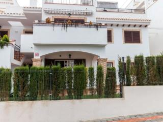 Bungalow with private garden in Azul Beach,La Mata