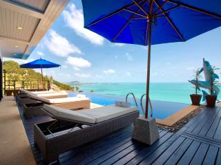 Poolside Suite with Bathtub & Pool, Surat Thani
