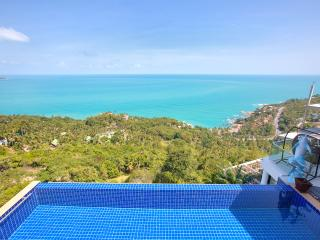 Penthouse Seaview Suite with Pool, Surat Thani
