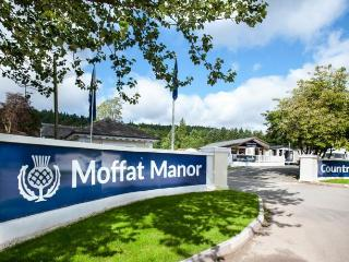 Moffat Manor Holiday Park- 2 Bedroom Holiday Home