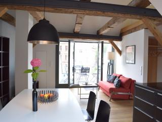 Apartment Jakobi, mit Dachterrasse in der Altstadt, Stralsund