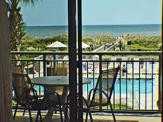 Ocean One 211 - Oceanfront 2nd Floor Condo, Hilton Head