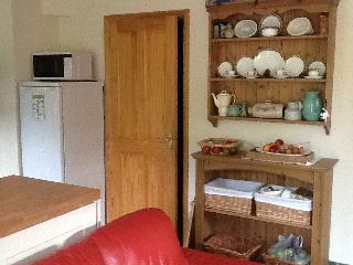 Kitchen/door to Utility & WC