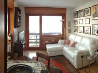 Italian Olympic Mountains Cozy flat GREAT VIEW!!, Sestriere