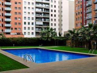Seaviews 1 apartment in Poblenou with WiFi, air conditioning, private terrace &