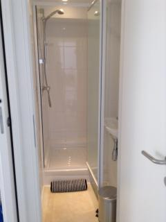 Second Shower room