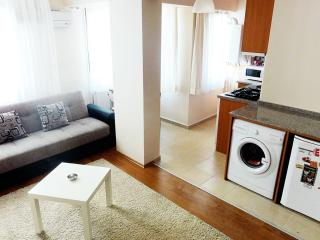 Kadikoy Suite apartment in Kadıköy with WiFi, air conditioning & lift.