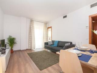 Tetuan Cinco apartment in Eixample Dreta with WiFi, airconditioning, gedeelde tuin & lift., Barcelona