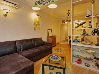 Besiktas Nigar Palace apartment in Beşiktaş with WiFi, airconditioning, Istanbul