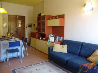Yellow Alamanni apartment in Santa Maria Novella with WiFi, air conditioning, ba