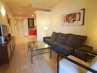 Spacious Miró B apartment in Eixample Esquerra with WiFi, privéterras & lift., Barcelone