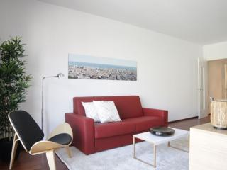 Miró 4 apartment in Eixample Dreta with WiFi, airconditioning, balkon & lift.