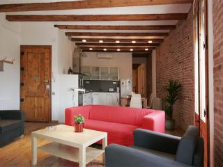 Olympic Village apartment in Poblenou with WiFi, airconditioning (warm / koud