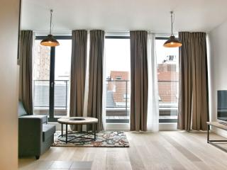 Spacious La Monnaie 4D apartment in Brussels Centre with WiFi & lift.