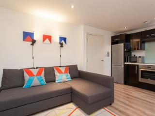 Shoreditch Heart apartment in City of London with WiFi.