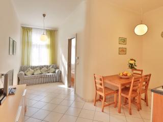 Cosy Tyrsova apartment in Nove Mesto with WiFi & lift.