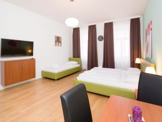 Koller Comfort Green apartment in 03. Landstraße with WiFi, airconditioning, Vienna