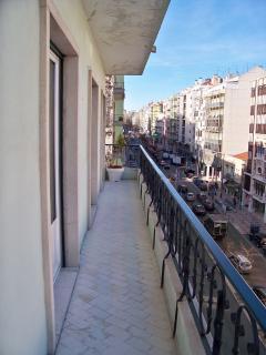 Almirante Top apartment in University Zone with WiFi, balcony & lift.