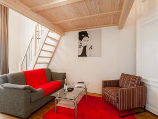 Hybernska 1 apartment in Nove Mesto with WiFi & lift.