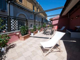 Gran Terrazza Navona apartment in Centro Storico with WiFi, airconditioning, Rome