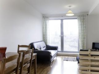 Explorers Court apartment in Tower Hamlets with WiFi & lift., London