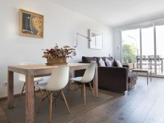 Penthouse Plaza España apartment in Eixample Esquerra with WiFi