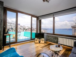 Cihangir Penthouse, Estambul