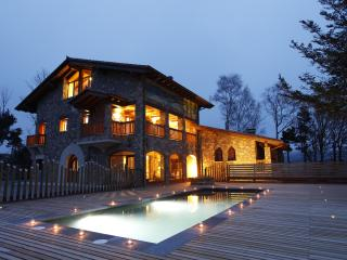 Luxury chalet in the Pyrenees, Molló