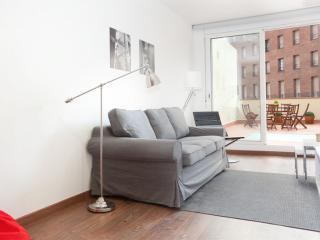 BWH Montjuïc I apartment in Sants with WiFi, airconditioning (warm / koud), balkon & lift., Barcelona