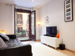 Montjuïc Park 1 apartment in Poble Sec with WiFi, integrated air conditioning (h