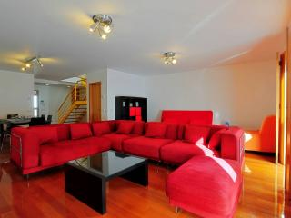 Spacious Do Galvao III apartment in Belem with WiFi & priveparkeerplaats.