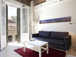 BWH Poble Nou Atico I apartment in Poblenou with WiFi & airconditioning (warm / koud)., Barcelona