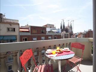Sagrada Skyscape V - 2, Barcelona