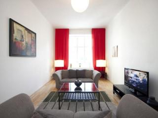 Wenceslas Attic V apartment in Nove Mesto with WiFi & lift.