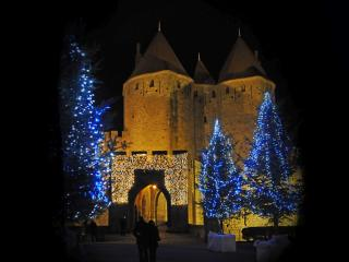 La Cite at Christmas