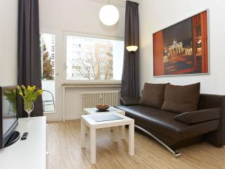 Wilhelm Friends apartment in Kreuzberg with WiFi & balcony.