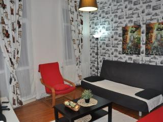 Taksim Galata I apartment in Beyoğlu with WiFi & airconditioning., Estambul