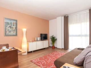 Tetuan apartment in Eixample Dreta with WiFi, integrated air conditioning (hot /