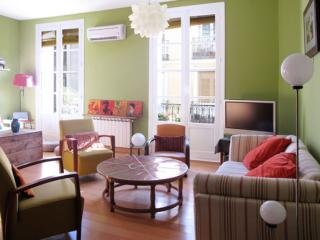 Cava Baja Latina apartment in La Latina with WiFi, airconditioning & balkon., Madrid