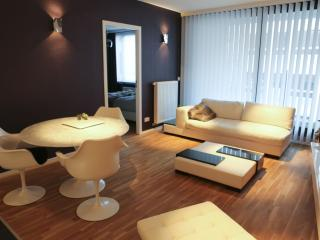 Spacious Newland Midi apartment in Brussels Centre with WiFi, private parking, p
