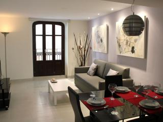 Negrito Art 2 apartment in El Carmen with WiFi, airconditioning, balkon & lift.