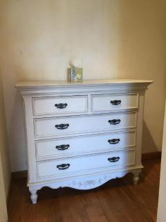 Beautiful wooden dresser for your convenience