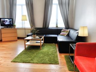 Bourse I apartment in Brussel centrum with WiFi.