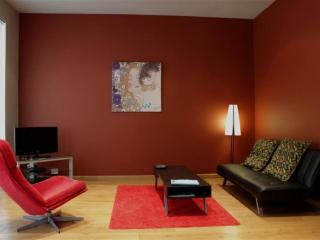Bourse II apartment in Brussel centrum with WiFi., Bruselas