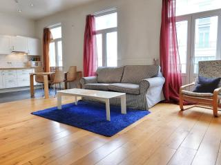 Bourse III apartment in Brussel centrum with WiFi., Bruselas