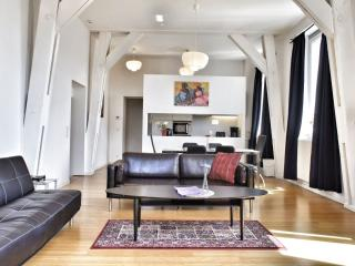 Spacious Grand Place IV apartment in Brussels Centre with WiFi.